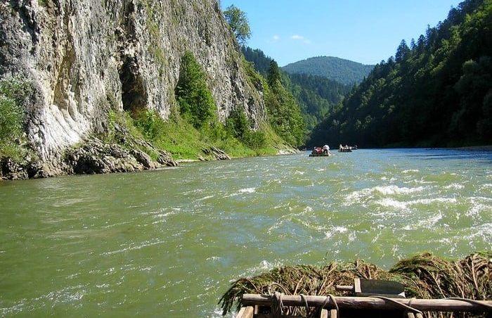 Dravý Dunajec