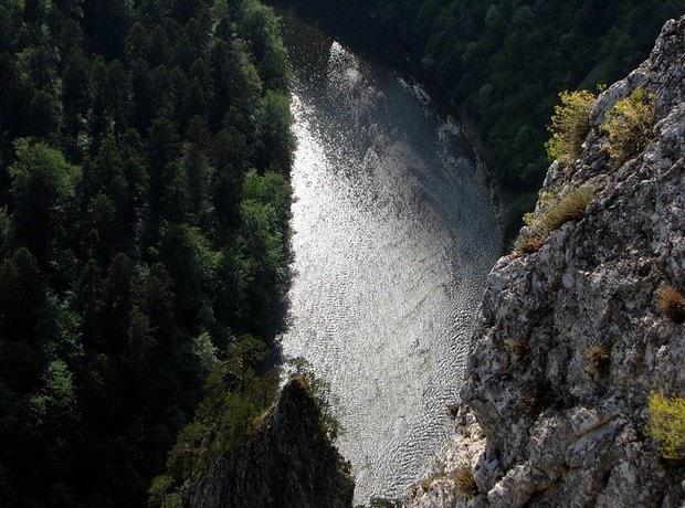 Kaňony Dunajca Pieniny