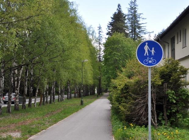 tatranska kotlina cyklochodnik