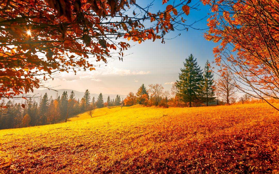 Jeseň v Tatrách